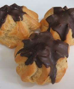 chocolate-bigne-(profieterole)