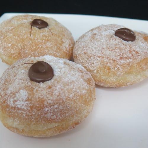 nutella-donut