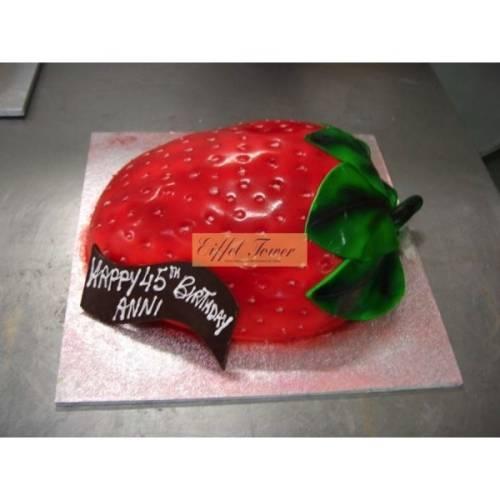 Strawberry with Stem-192